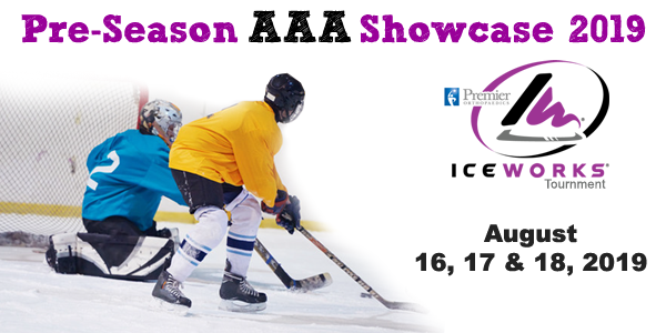 IceWorks AAA Pre-Season Showcase 2019 @ Aston | Pennsylvania | United States