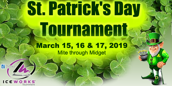 IceWorks St. Patrick's Day Tournament 2019 @ Aston | Pennsylvania | United States