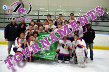 IceWorks Hockey Tournaments