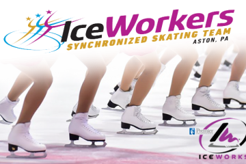 IceWorkers - Synchronized Skating Team