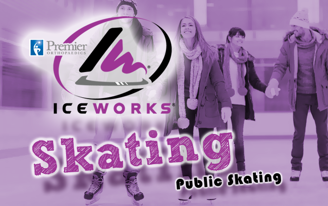 Public Skating Super Session! @ Premier Orthopaedics IceWorks | Aston | Pennsylvania | United States