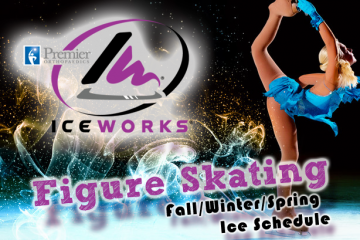 Fall/Winter/Spring Ice Schedule