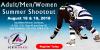 IceWorks Adult/Men/Women Summer Shootout 2018