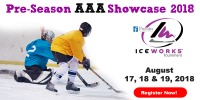 IceWorks AAA Pre-Season Showcase 2018