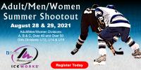 IceWorks Adult/Men/Women Summer Shootout 2021