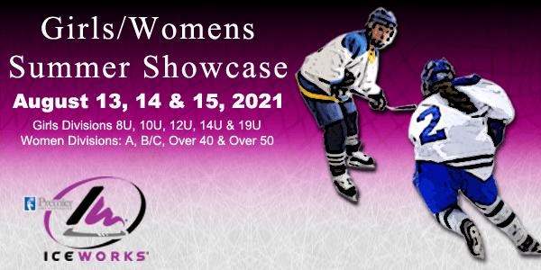 IceWorks Girls & Womens Summer Showcase 2021 @ Aston | Pennsylvania | United States