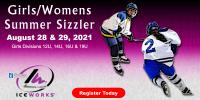 IceWorks Girl's & Women's Summer Shootout 2021