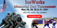 IceWorks Memorial Day Tournament 2021