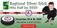 International Regional Silver Stick Mite Half Ice 2020