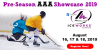 IceWorks AAA Pre-Season Showcase 2019
