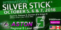 International Regional Silver Stick 2018
