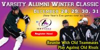 IceWorks Varsity Alumni Winter Classic 2018