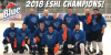 Congratulations Team Blue – 2018 ESHL Champions