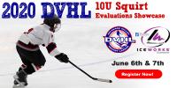 2020 DVHL 10U Squirt Evaluation Showcase