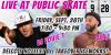 DJ Louie T & DJ A.p Takeover Iceworks Public Skate