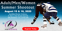 IceWorks Adult/Men/Women Summer Shootout 2020