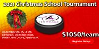 IceWorks Christmas School Tournament 2021
