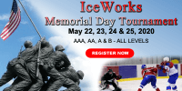 IceWorks Memorial Day Tournament 2020