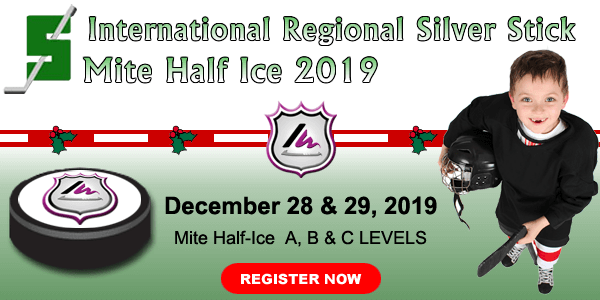 International Regional Silver Stick Mite Half Ice Tournament