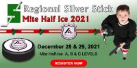 International Regional Silver Stick Mite Half Ice 2021