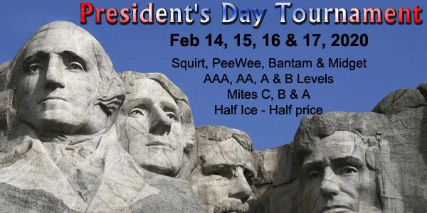 IceWorks President's Day Tournament 2020 @ Aston | Pennsylvania | United States