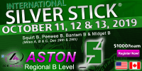 International Regional Silver Stick 2019