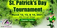 IceWorks St. Patrick's Day Tournament 2021