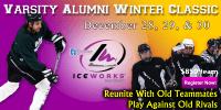 IceWorks Varsity Alumni Winter Classic 2021