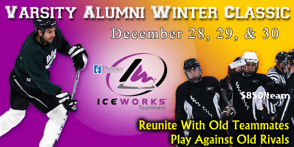IceWorks Annual Varsity Alumni Winter Classic 2021 @ Aston | Pennsylvania | United States
