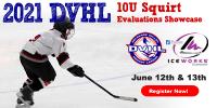 2021 DVHL 10U Squirt Evaluation Showcase