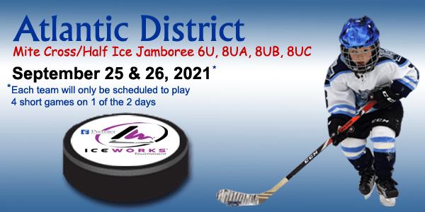 Southern Atlantic District U6/U8 Mite Half Ice Jamboree 2021 @ Iceworks Skating Complex | Aston | Pennsylvania | United States