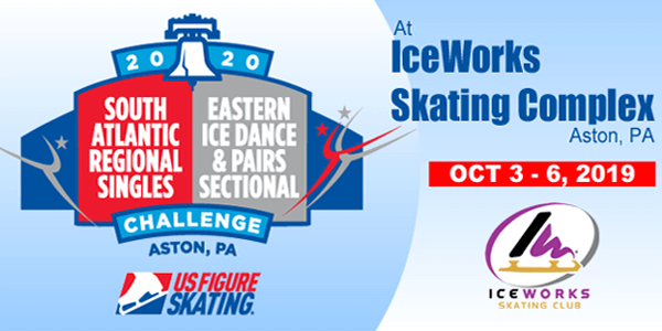 2020 South Atlantic Regional Singles - Eastern Ice Dance & Pairs Sectional Challenge