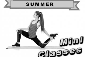 2019 Summer Mini Classes