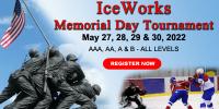 IceWorks Memorial Day Tournament 2022
