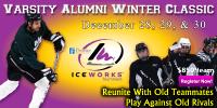 IceWorks Varsity Alumni Winter Classic 2020