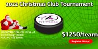 IceWorks Christmas Club Tournament 2022