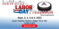 IceWorks Labor Day Pre-Season Tournament 2022