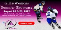 IceWorks Girl's & Women's Summer Showcase 2022