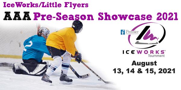 IceWorks/Little Flyers AAA Pre-Season Showcase 2021 @ Aston | Pennsylvania | United States