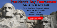 IceWorks President's Day Tournament 2022