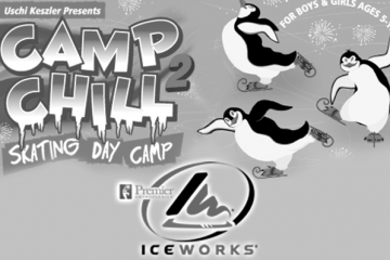 Camp Chill II - Skating Day Camp