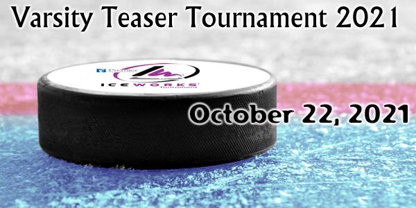 Varsity Teaser Tournament 2021 @ IceWorks Skating Complex | Aston | Pennsylvania | United States